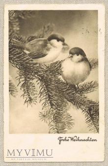 Duże zdjęcie 21.12.1940 Wesołych Świąt
