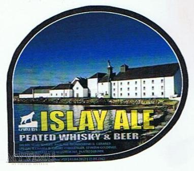 islay ale peated whisky & beer