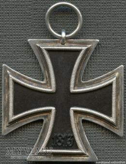 Eisernes Kreuz II.Klasse typ 24,,acorn in a box,,