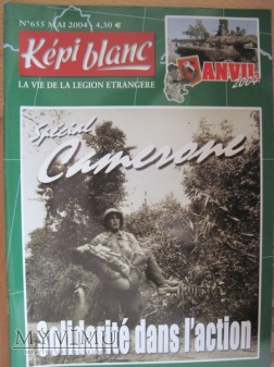 Kepi Blanc 129