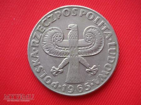 10 złotych 1965 rok