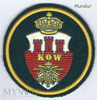 Emblemat Krakowski Okręg Wojskowy