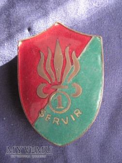 Duże zdjęcie 1° régiment de marche de volontaires étrangers