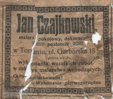 "Duże zdjęcie 07 ""Gazeta Toruńska - Codzienna"" lipiec 1914"