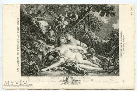 Boucher - Jupiter i Calisto