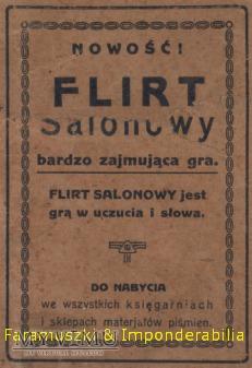 Duże zdjęcie Flirt salonowy [lata 20. XX w.]