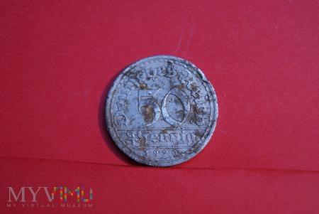 50 Pfennig 1920