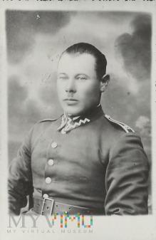 Wachmistrz Józef Sobieraj z 25 Pułk Ułanów Wielk.