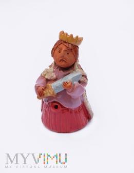 Kolędnicy - król