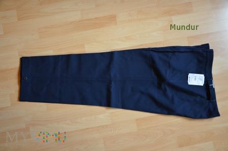 Mundury ćwiczebny oficerski MW 126A/MON - spodnie