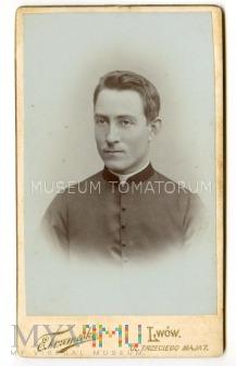 Trzemeski - Portret mężczyzny (duchowny)