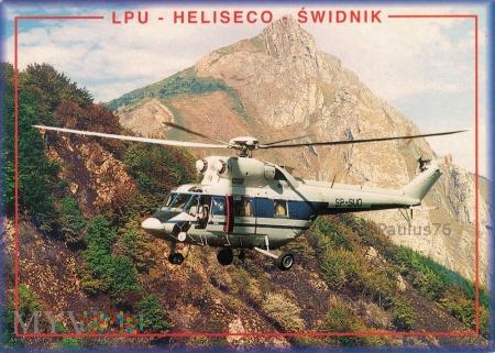PZL W-3AS Sokół, SP-SUD