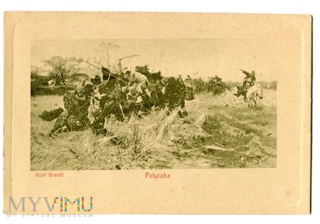 Duże zdjęcie Potyczka, Józef Brandt, c. 1910