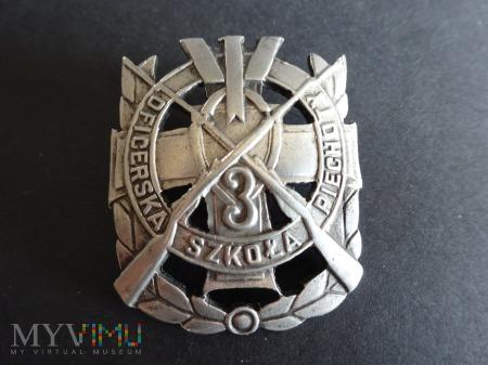 Oficerska Szkola Piechoty Nr 3