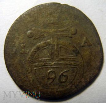 1/96 talara 1689r , Karol XI
