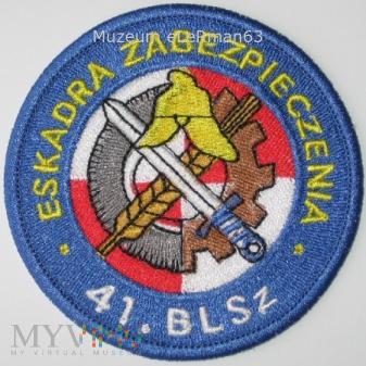 Eskadra Zabezpieczenia 41.BLSz. Dęblin.