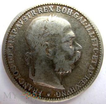 1 korona 1893 r. Austria (austro-węgry)
