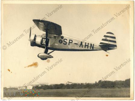 Samolot RDW 6 - 1932