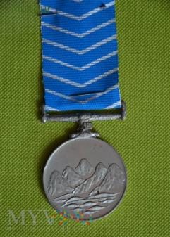 Indyjski medal: Ucchh Tungta Medal