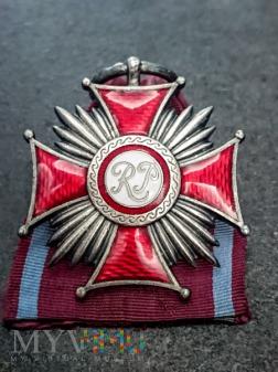 Srebrny Krzyż Zasługi - Mennica