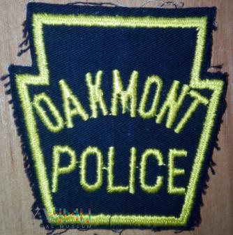 Oakmont policja