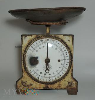 Stara waga kuchenna do 10 kg