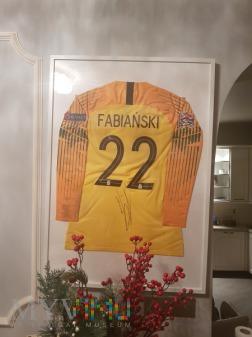 Duże zdjęcie Koszulka meczowa Łukasz Fabiański