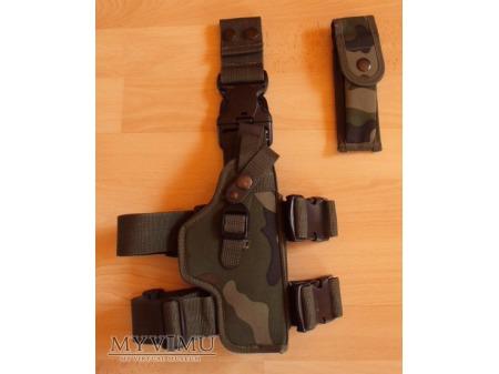 Futerał pistoletu WIST 94 z futerałem magazynka