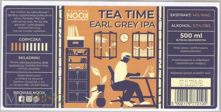 Browar Nook, Tea Time