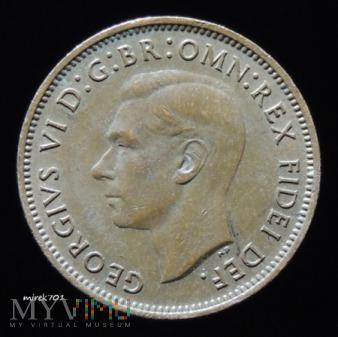 1 farthing 1949 Georg VI