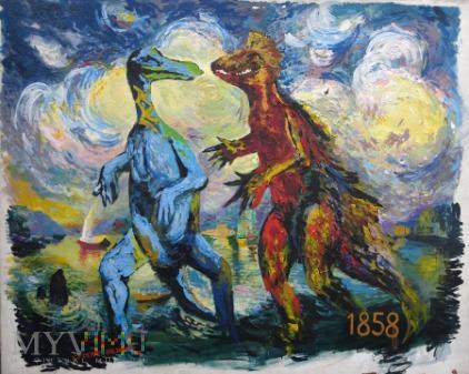 Marek Kamieński - Dinozaury