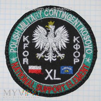 PKW KFOR XL zmiana.