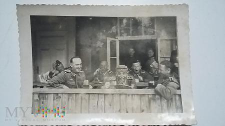 Zdjęcie - Wehrmacht na wesoło