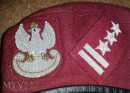 Beret pułkownik 6 Brygada PD