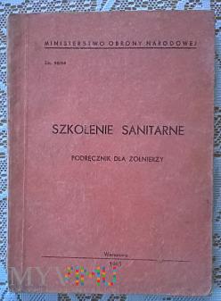 Szkolenie sanitarne.Podręcznik dla żołnierzy.