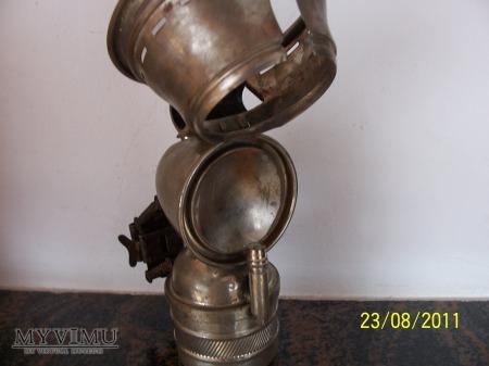 LAMPA KARBIDOWA NA ROWER - RAM