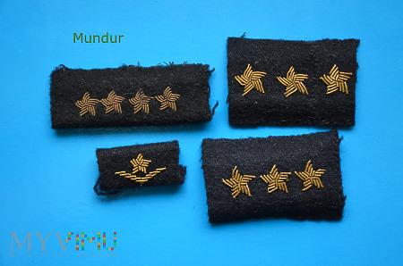 Gwiazdki do czpapek marynarskich