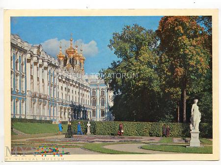 Puszkin - Pałac Katarzyny - 1978