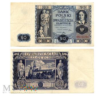 20 złotych 1936 (BN4124752)