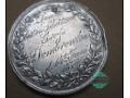 Dąbrówka Wielka. Medal strzelecki z 1874. Piekary