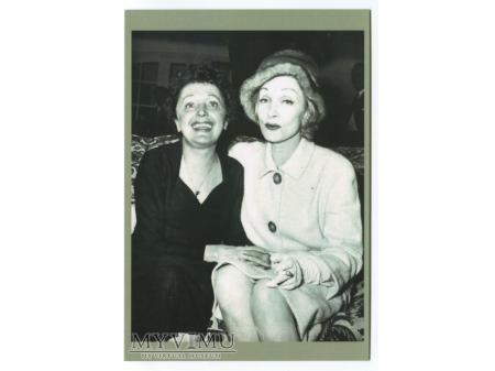 Marlene Dietrich z Edith PIAF MARLENA 1959