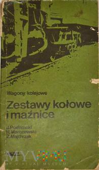 Duże zdjęcie 1978 - Wagony kol. Zestawy kołowe