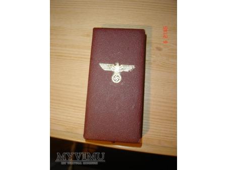Duże zdjęcie Medal za Okupacje 1.10.1938+ Szpanga