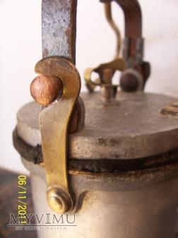 LAMPA KARBIDOWA FRIEMANN&WOLF - TYP 856 - 1910r