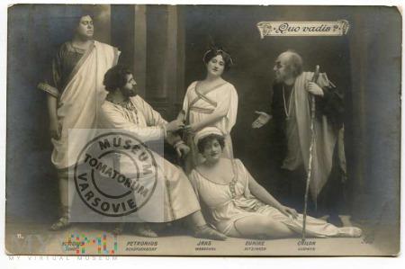 Quo Vadis - teatr