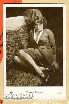 Marlene Dietrich EUROPE nr 647