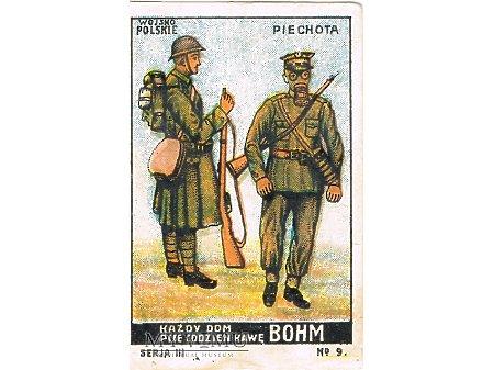 Bohm - 3x09 - Piechota