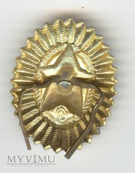 Emblemat na czapkę ZSRR 14
