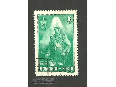 Król Karol II Rumuński.