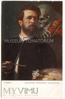 A. Bocklin - Autoportret